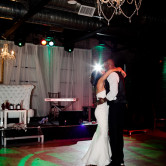 bride groom first dance edisons dallas