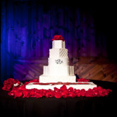 rockstar fitness wedding cake