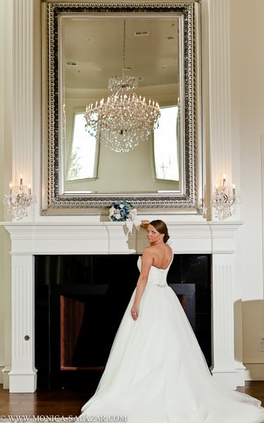 Dallas Fort Worth Texas Bridal Portrait Photography