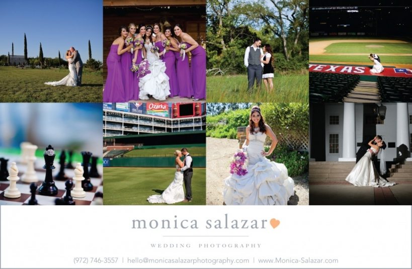 Wedding, bridal, engagement, portraits by Dallas Wedding Photographer that include love, romance captured in every marriage of all grooms and brides wedding photography images by Monica Salazar Photography