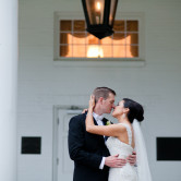 Arlington Hall Lee Park wedding photos by Dallas wedding photographer Monica Salazar Photography. Modern, elegant, and romantic wedding images and bride and groom portraits.