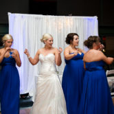 fun wedding reception dancing in arlington texas