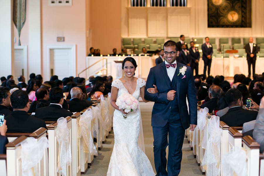 dallas indian wedding ceremony at wilshire baptist church in dallas tx by dallas wedding photographer