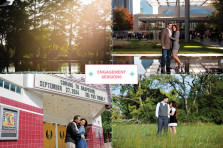 engagement information on photography sessions