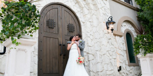 wedding at Piazza in the Village in Colleyville, TX by wedding photographer dallas and fort worth and mckinney wedding photography