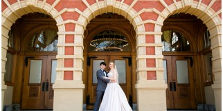 Ashton Depot wedding photography by fort worth wedding photographer award winning photographers