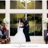 Chapel at Ana Villa Wedding Photos by Dallas Wedding Photographer