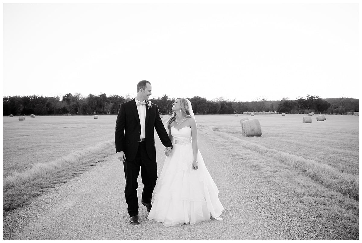 Wedding Photography Ft Worth: Wedding At The Orchard In Azle, TX