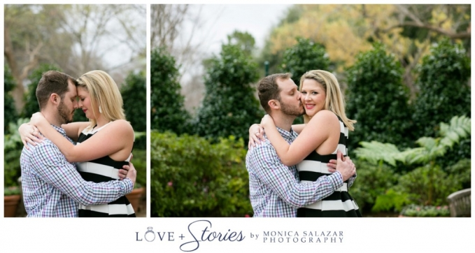 dallas engagement photographer takes cute and fun engagement photos