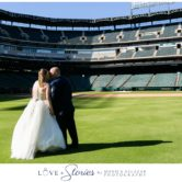 texas rangers baseball ballpark wedding