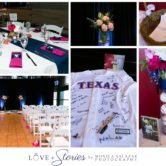 texas rangers wedding photos