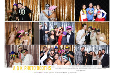 Wedding photo booth pictures in Dallas, Fort Worth, TX area