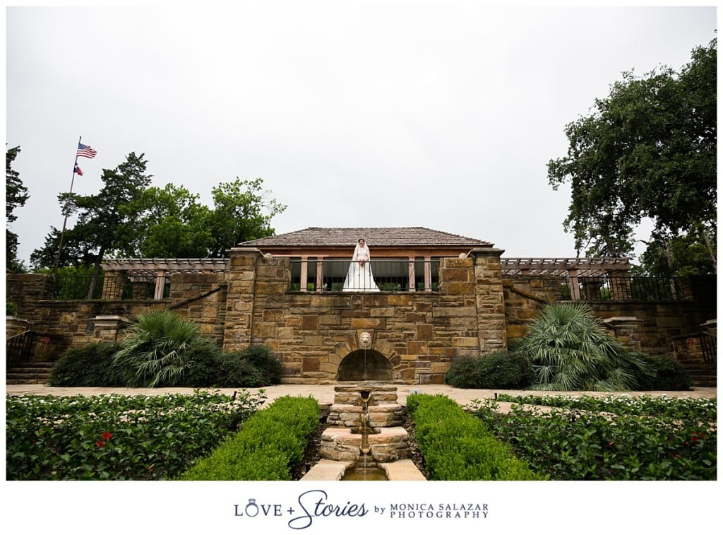 Sarah 39 S Fort Worth Botanic Gardens Bridal Portraits