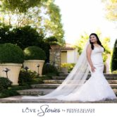 elegant bridal photos in dallas texas