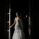 gorgeous bridal photography by dallas and fort worth wedding photographer at hidden waters wedding venue