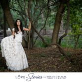 bridal portrait session in fort worth texas