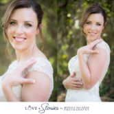 romantic and airy bridal portraits in fort worth texas
