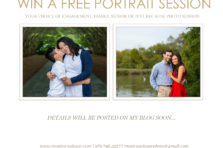 Christmas Portrait Session Giveaway 2016 Dallas Fort Worth Texas