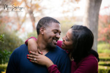Dallas engagement portraits at the Dallas Arboretum Botanical Gardens and White Rock Lake.