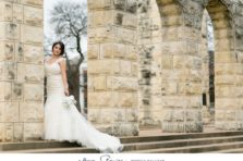 Vicky's Bridal Portraits at University of Mary Hardin Baylor