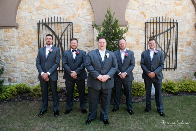 wedding in mckinney texas