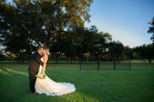 Wedding at The Orchard in Azle, TX by wedding photographer Monica Salazar.