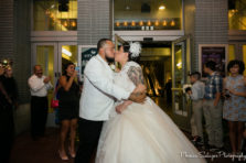 Fort Worth Wedding Photographer with wedding at Red Oak Ballroom in downtown Fort Worth, TX.