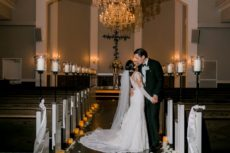 Piazza in the Village wedding album design layout by Fort Worth wedding photographers Monica Salazar 001.jpg